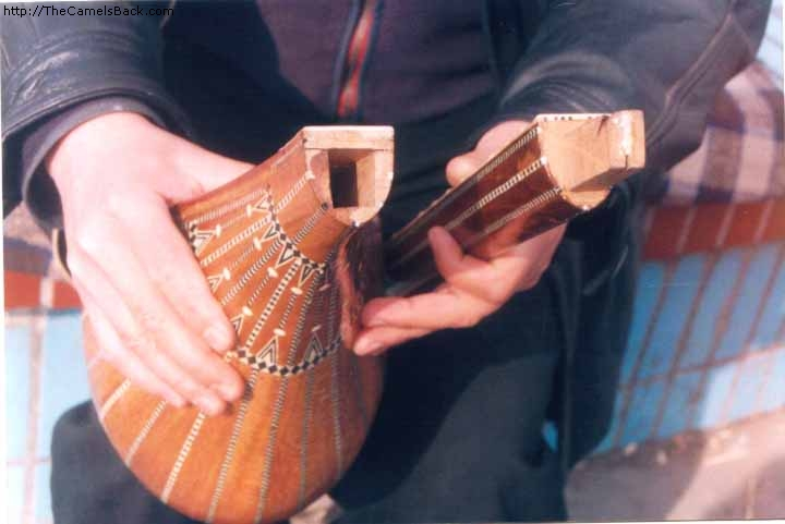 5 String Tanbour in two piece